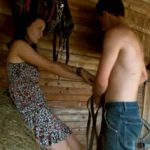Seoski sex u štali na farmi